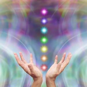 Chakra-Regenbogen-Healing